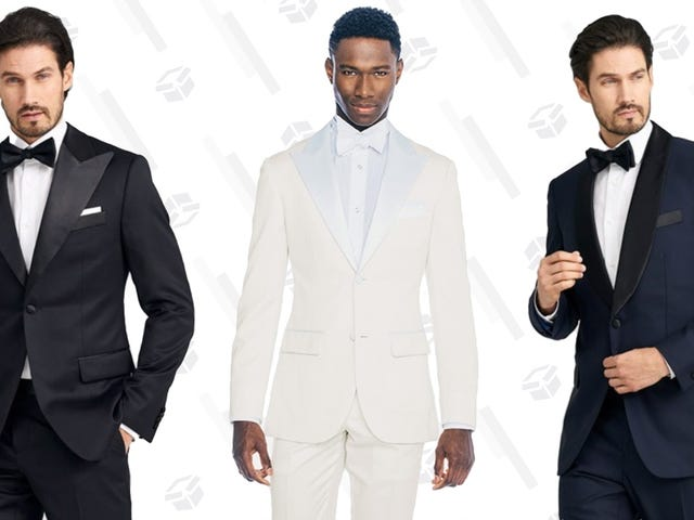 Indochino Does Custom Tuxes Too, and They're An Extra $50 Off, Today Only