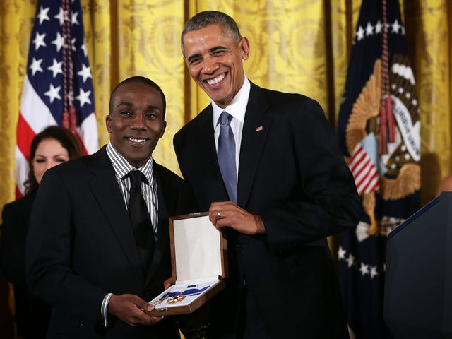 President Obama Announces Presidential Medal of Freedom Recipients