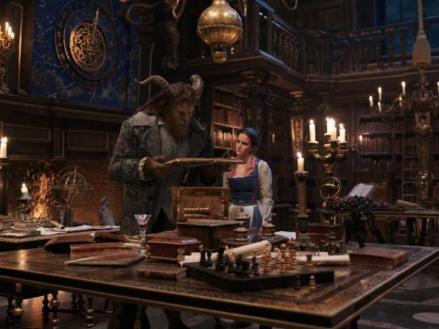 Sorry, Emma Watson, But Beauty and the Beast 2 Should Be About Belle Getting Guillotined in the French Revolution