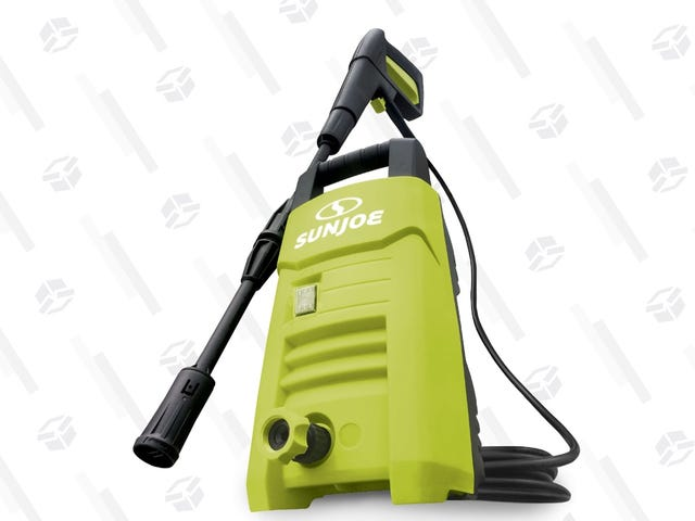 Kickstart 2019 With a Therapeutic Pressure Washer Purchase