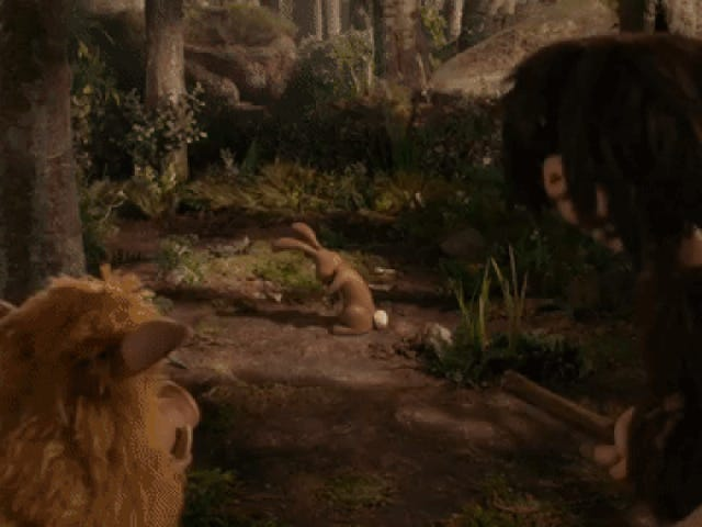 The Brutality of Living in the Stone Age Has Never Been More Adorable Than in Aardman'sEarly Man