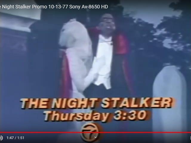 The Night Stalker, vv Quảng cáo và Ảnh chụp màn hình