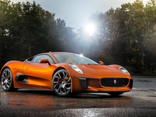 Jaguar May Swap The F-Type For a Mid-Engine Hybrid Called the J-Type: Report
