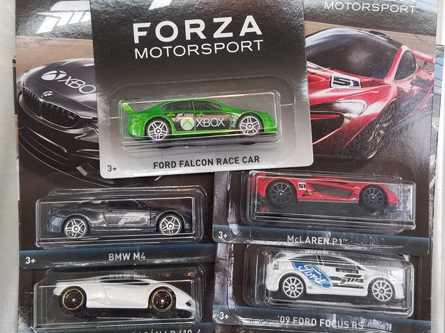 Forza Found