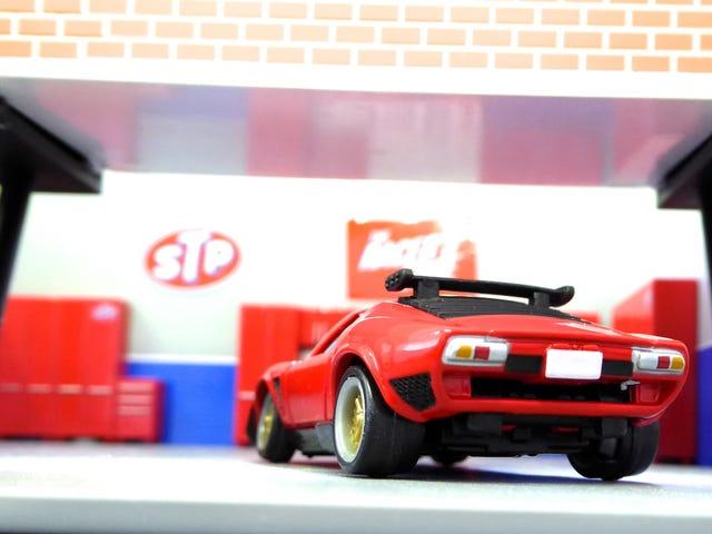 ROTB: Lamborghini Miura Jota SVR
