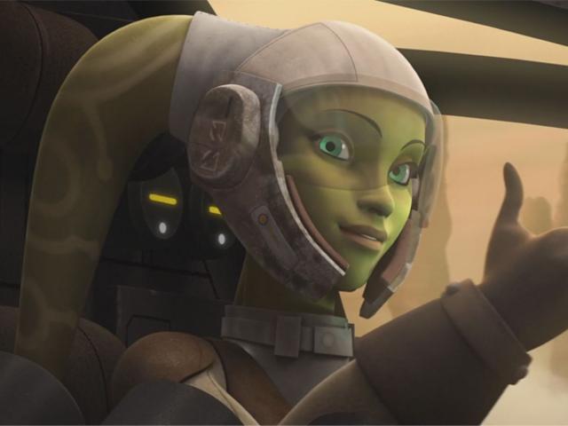 Hanya Dalam Kes Anda Meninggal Mereka, Anda Boleh Sekarang Lihat Semua <i>Star Wars: Rebels</i> Telur Paskah dalam <i>Rogue One</i>