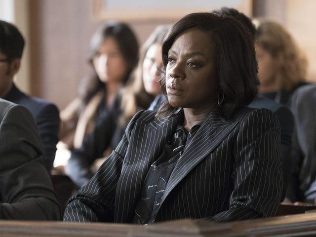 В преддверии финала в середине сезона, « How To Get Away With Murder рассказывает о том, как плохо мир