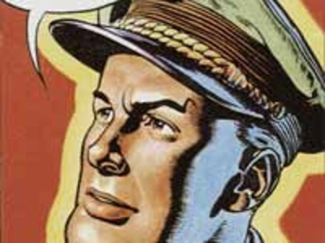 Lost Fifties Dan Dare radio show unearthed