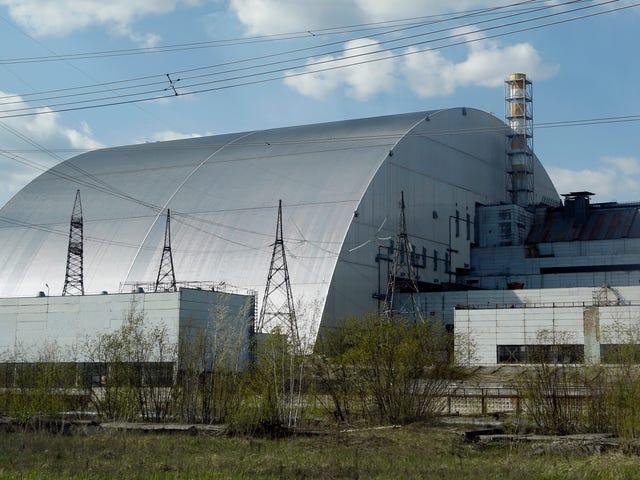 Україна знайшла ідеальне використання для радіоактивної землі Чорнобиля