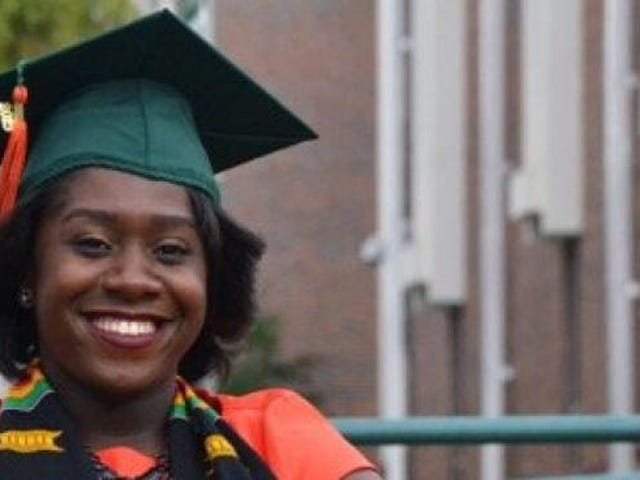 LaCrai Mitchell является студентом-журналистом года NABJ 2016