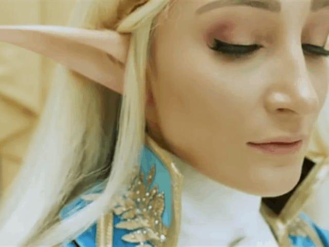 All Hail Queen Zelda