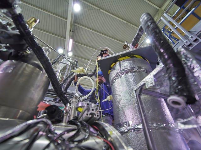 Antimatterfastigheter slår regelbundet efter att forskare gjort otroligt precisionsmätning