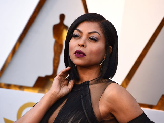 Taraji P. Henson blir æret med Star på Hollywood Walk of Fame
