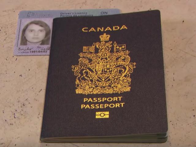 カナダは彼女が運転免許証を受け入れないので彼女がジョージア州で投獄されたと言う(更新)