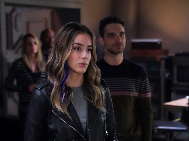Agents Of S.H.I.E.L.D. is possessed by exposition in body-hopping 'Leap'