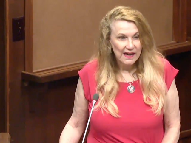 Watch This White Woman Explain to a Black Woman Why Slavery Wasn't So Bad