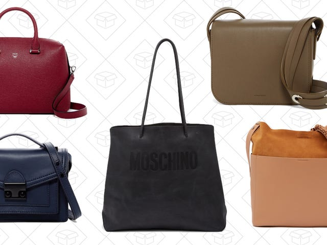 Pick Up Designer Bags for a Heck of a Lot Less at Nordstrom Rack