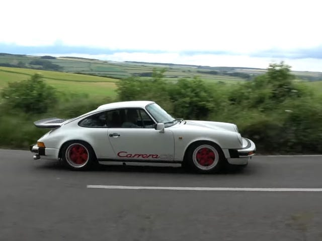 O Carrera Club Sport da Porsche é a simplicidade no seu melhor