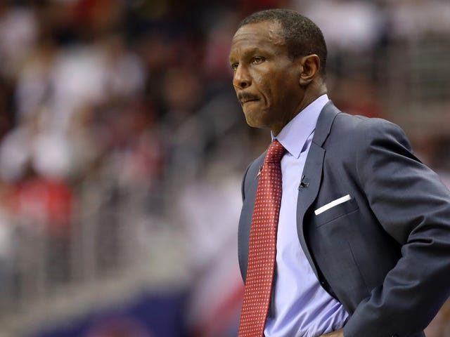 Dwane Casey Paid For All The Mistakes The Raptors Never Made