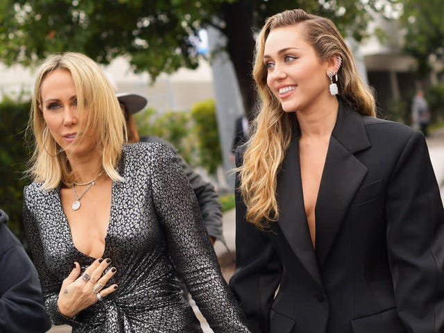 Miley Cyrus Is a 'Bratty Millennial' According to Her Mother