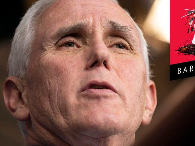 Just Cover Your Damn Blowhole, Mike Pence