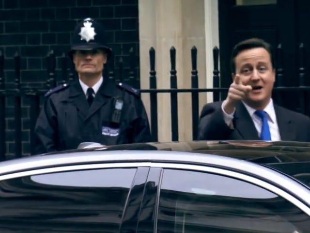Comment Of The Day: Ay David Cameron Pupunta Upang Maging Sa Top Gear?