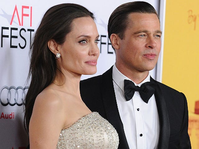 Brad Pitt: Angelina Jolie Exposed Private Details Of Our Custody Battle