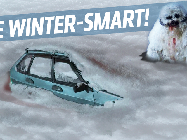 Top Six Winter Driving Tips!