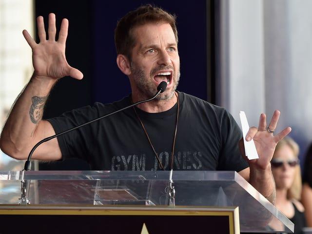 扎克·斯奈德(Zack Snyder)透露了《亡者之军》的剧情细节和发布时间