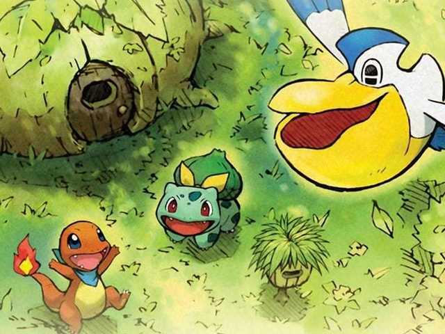 The Week In Games: I Choose You, Pokemon Mystery Dungeon!