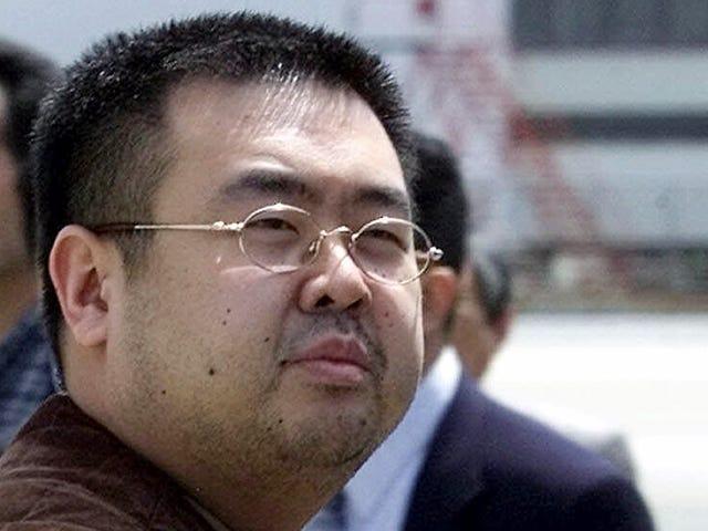 Es oficial: el hermano de Kim Jong-un murió envenenado por el agente tóxico VX