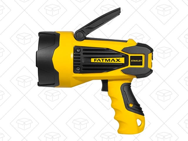 Keep This Ultra Bright Stanley Spotlight Around For Emergencies