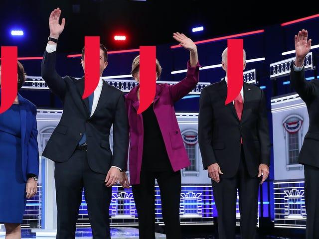 Welke van de Izebel-staf is het meest bekwaam om president te zijn?