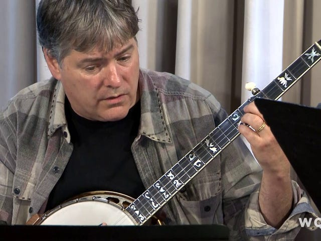 Béla Fleck: I'm posting this again today because maybe you missed it yesterday. Or maybe you would like to hear it again today.