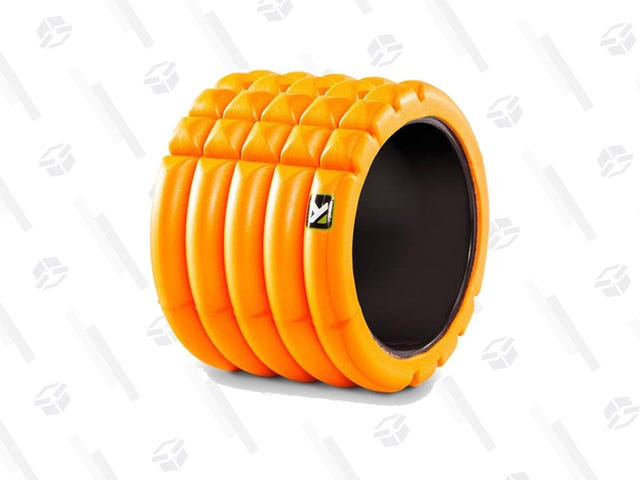 Save Big on This Tiny TriggerPoint Foam Roller
