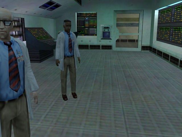 <i>Half-Life</i> wurde heute aktualisiert