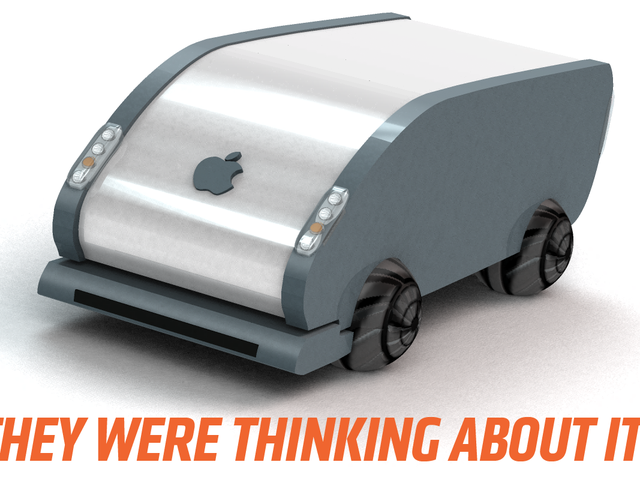 Apple Wanted To Replace Cars' Wheels With Balls