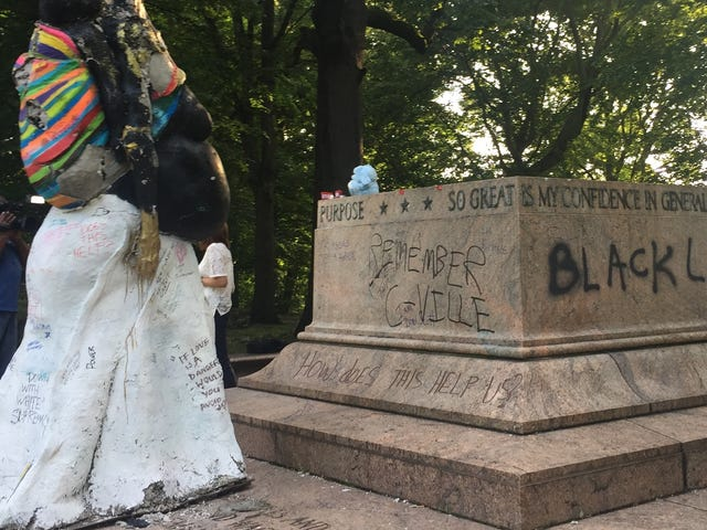 Baltimore Renames Park That Once Housed a Confederate Statue After Harriet Tubman