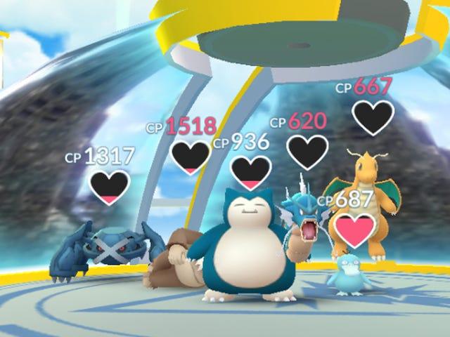 I Got Caught In A Silent Pokémon Go Battle With A Stranger A Few Feet Away