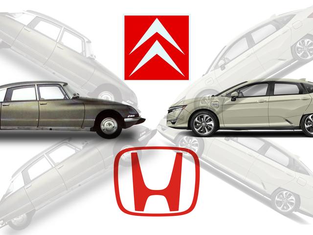 Es ist Zeit zuzugeben, dass sich der Honda Clarity ein bisschen wie ein moderner Citroën DS anfühlt