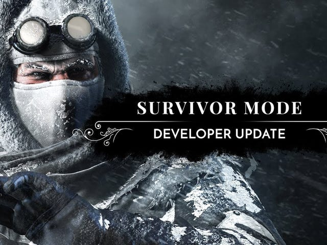 Frostpunk's survivor mode is live today.The mode only has pause in menus and you can only save on exit, so there goes my ability…