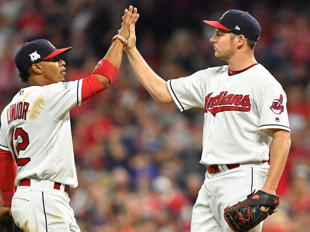 Cleveland's Pitching Got Things Done