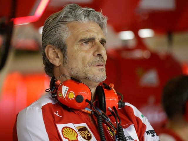 Đội đua Công thức 1 của Ferrari thay thế ông chủ sau một mùa giải 2018 khó chịu