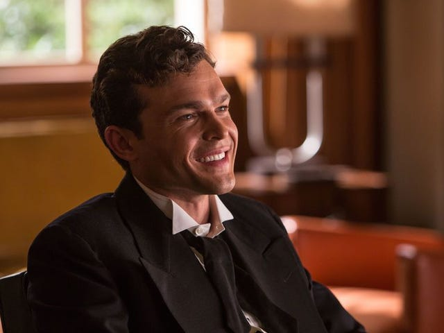 Alden Ehrenreich Has Been Cast As the Young Han Solo