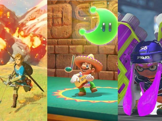 Odłóż Smash na pół sekundy i zaoszczędź 15 USD na trzech innych ważnych tytułach przełączników