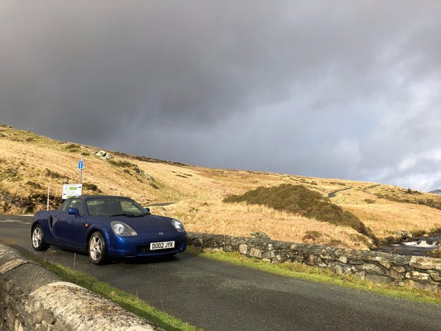 One year on with the MR2 that cost less than the cheapest iPhone.