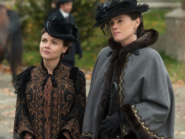 Christina Ricci's Lizzie Borden Is Back (And So Is Her Axe)