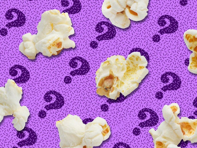 The great Takeout microwave popcorn taste test