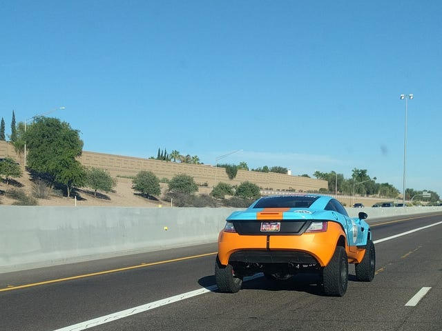 Local Motoring in Arizona