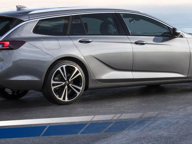 Buick, Çin ve Kore'den Yaptığı Malzemelerin çoğunu Alacak, Artık Opel Gone Oldu